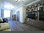 Stylish 4-room apartment with a terrace for rent at 30, Korablestroiteley Street Saint-Petersburg