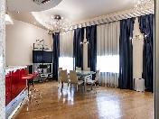 Дизайнерская 3-комнатная квартира в аренду на Невском пр. 23 Санкт-Петербург
