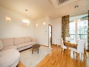 """Appartement de luxe de 3-pièces à louer CR de prestige """"Paradny Kvartal"""" St-Pétersbourg"""
