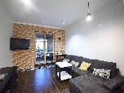 Аренда дизайнерской 2-комнатной квартиры в элитном доме Исполкомская ул. 17 СПБ