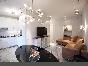 Новая дизайнерская 3-комнатная квартира в аренду на Лесном пр. 37 Санкт-Петербург