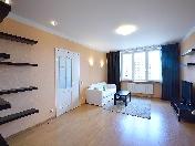Аренда видовой 3-комнатной квартиры с балконом Приморский пр. 137 Санкт-Петербург