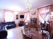 Аренда просторной 3-комнатной квартиры Большой пр-т В.О. д. 76 Санкт-Петербург