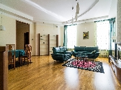 Modern style 4-room apartment for rent at 23, Nevsky prospect Saint-Petersburg