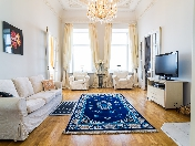 4-room apartment with water view for rent at 20, Angliyskaya Embankment St-Petersburg