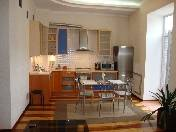 Modern 2-room apartment for rent at 66, Nevsky prospekt