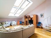 Арендовать 4-х комнатную квартиру с 3 террасами на Итальянской ул. 5
