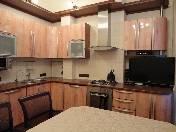 Brand new 2-room apartment for rent at 12, Lomonosova Street