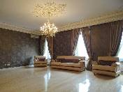 Author's design 4-room apartment for rent at 1, Tavricheskaya Street