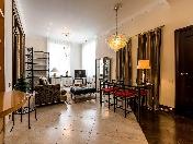 Стильная 3-х комнатная квартира в аренду элитный дом Морском пр. 24 Крестовский о-в