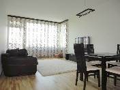 High-tech style 3-room apartment for rent at 12, Barochnaya Street