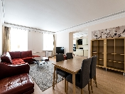 Stylish 4-room apartment for rent at 101, Fontanka Embankment Saint-Petersburg