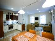 Stylish 3-room apartment for rent at 3, Malaya Sadovaya Street