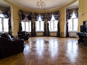Bright and spacious 7-room apartment with a view for rent 2, Blokhina Street Saint-Petersburg