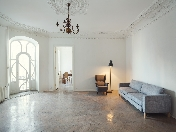 Bright and spacious 5-room apartment for rent at 9, Bolshoy Kazachy Lane
