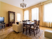 Modern 4-room apartment to rent in a new house at 8, Bolshaya Moskovskaya Street St-Petersburg
