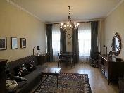 Modern 2-room apartment for rent at 22-24, Vereiskaya Street Saint-Petersburg