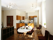 Stylish 3-room apartment for rent at 7, Kemskaya Street Krestovsky Island