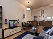 Снять современную 3-х комнатную квартиру в новом доме с паркингом Барочная ул. 12