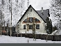 Elite cottage for rent in the village Tyarlevo, 5 min drive from Pushkin